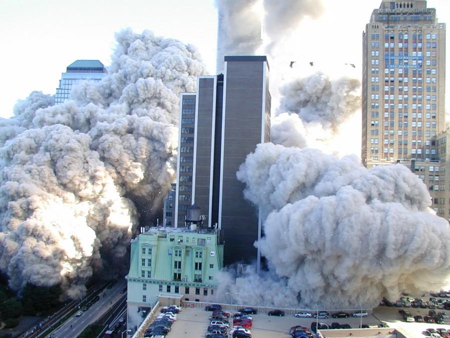 Base surge 9/11